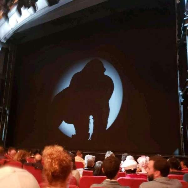 Broadway Theatre - 53rd Street, Abschnitt: Orch, Reihe: J, Platz: 9