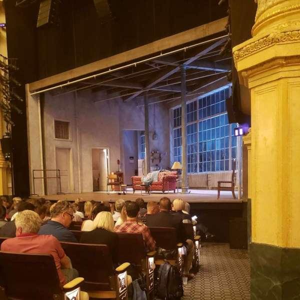 Hudson Theatre, Abschnitt: Orch, Reihe: M, Platz: 12