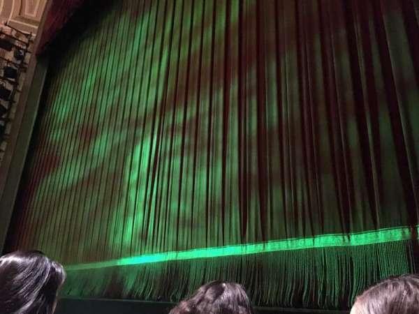 Samuel J. Friedman Theatre, Abschnitt: Orch, Reihe: A, Platz: 120