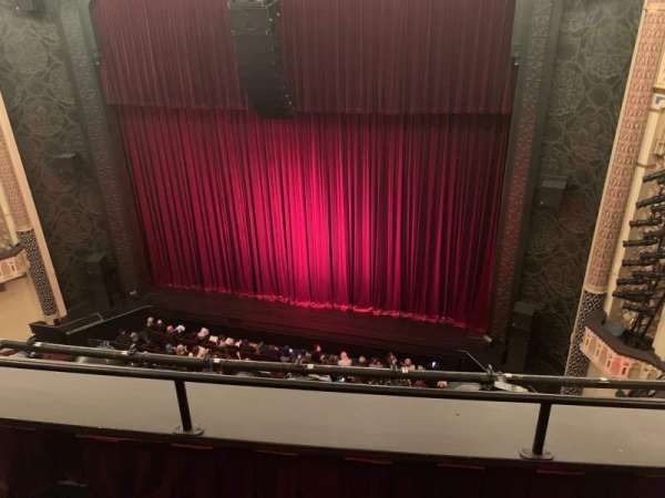 New York City Center, Abschnitt: Balcony, Reihe: B, Platz: 143