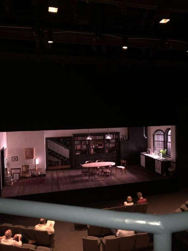 Laura Pels Theatre, Abschnitt: Mezz, Reihe: AA, Platz: 112