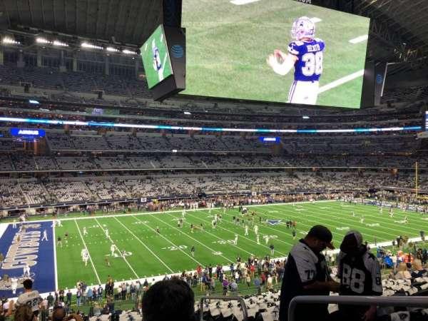 AT&T Stadium, Abschnitt: C239, Reihe: 12, Platz: 1