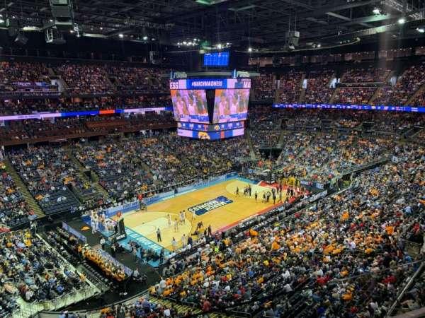 Nationwide Arena, Abschnitt: 206, Reihe: B, Platz: 8