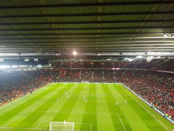 Old Trafford, Abschnitt: E334, Reihe: 14, Platz: 69