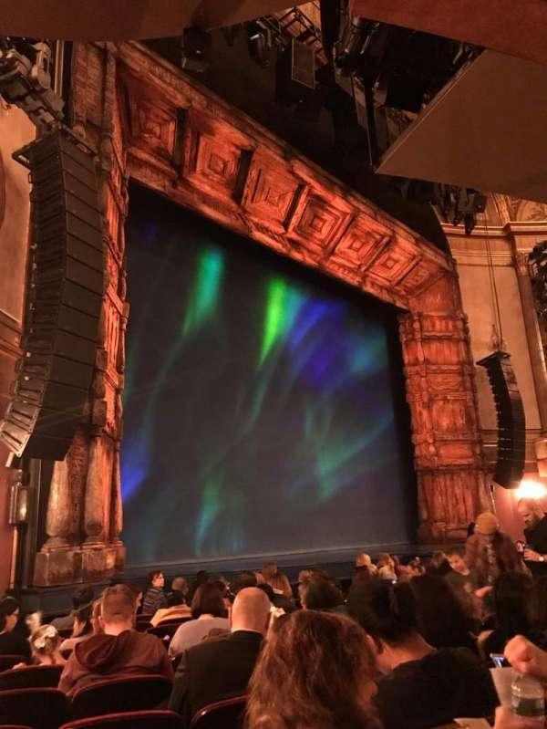 St. James Theatre, Abschnitt: Orchestra L, Reihe: L, Platz: 27