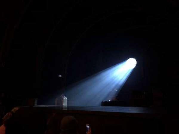 Lyric Theatre, Abschnitt: orch right, Reihe: c, Platz: 22