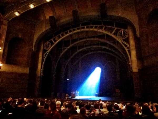 Lyric Theatre, Abschnitt: Orchestra R, Reihe: M, Platz: 18