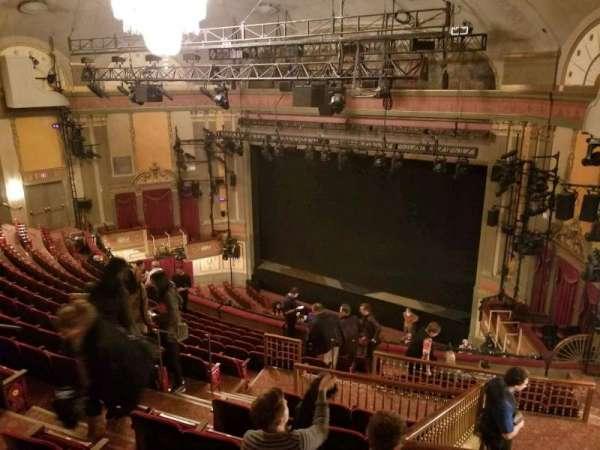 Neil Simon Theatre, Abschnitt: Mezzanine R, Reihe: O, Platz: 14
