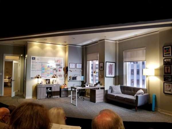 Kirk Douglas Theatre, Abschnitt: Main, Reihe: D, Platz: 115