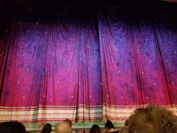 Booth Theatre, Abschnitt: Orchestra C, Reihe: C, Platz: 102