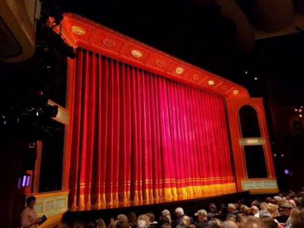 Marquis Theatre, Abschnitt: Orchestra L, Reihe: J, Platz: 15