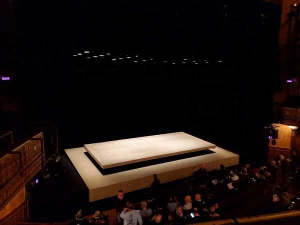 Ethel Barrymore Theatre, Abschnitt: Front Mezzanine L, Reihe: A, Platz: 11