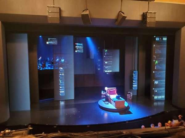 Music Box Theatre, Abschnitt: Mezzanine C, Reihe: B, Platz: 113