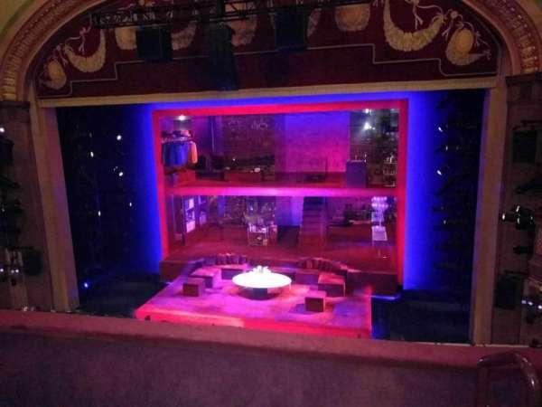 Booth Theatre, Abschnitt: Center Mezzanine, Reihe: C, Platz: 114