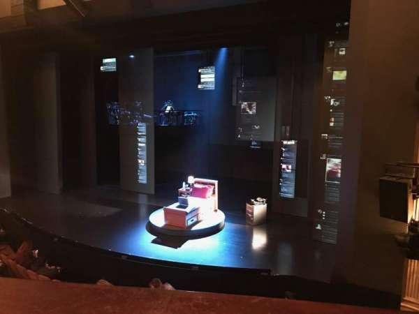Music Box Theatre, Abschnitt: Mezzanine, Reihe: A, Platz: 12