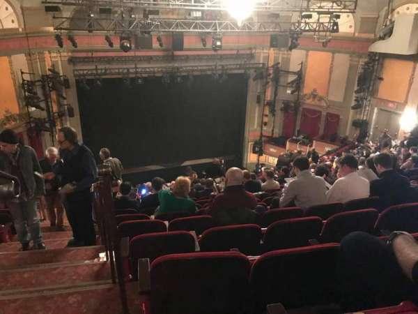 Neil Simon Theatre, Abschnitt: Mezzanine, Reihe: S, Platz: 101