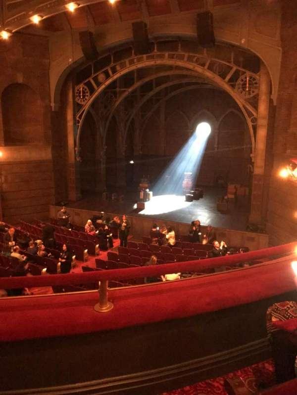 Lyric Theatre, Abschnitt: Dress Circle, Reihe: B, Platz: 6