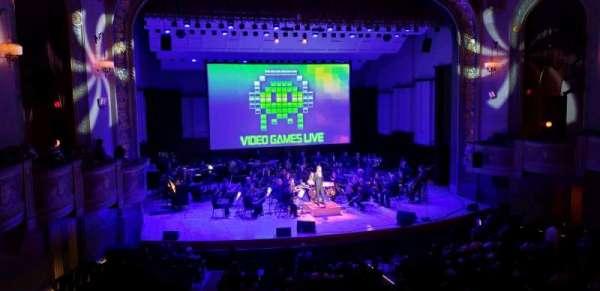 Orchestra Hall, Abschnitt: Box, Reihe: Q, Platz: 7