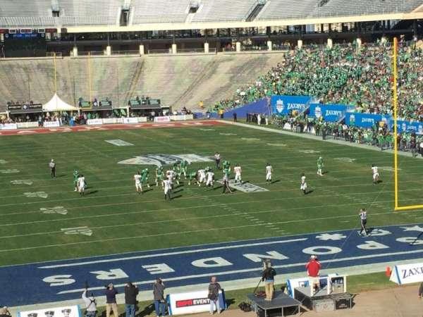 Cotton Bowl, Abschnitt: 35, Reihe: 44, Platz: 9