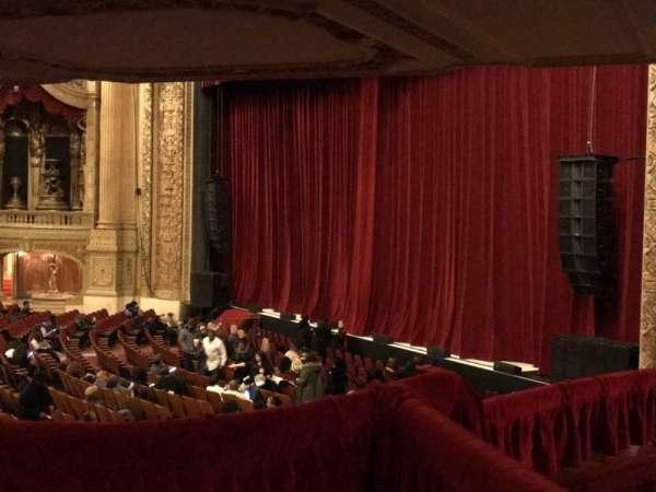 Chicago Theatre, Abschnitt: Mezzanine Box C, Platz: 1-2