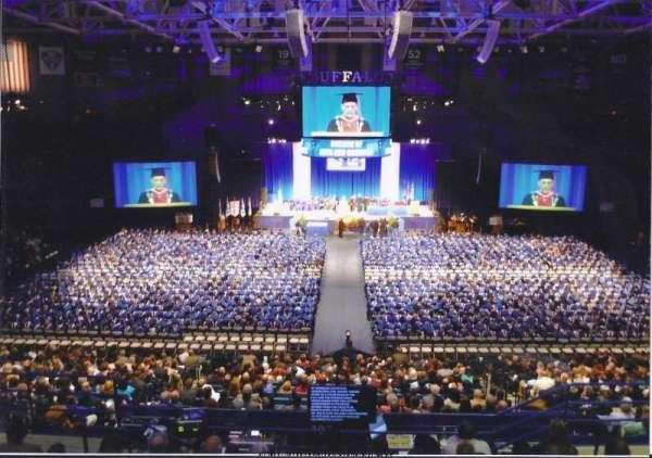 Alumni Arena (University at Buffalo), Abschnitt: General Admission
