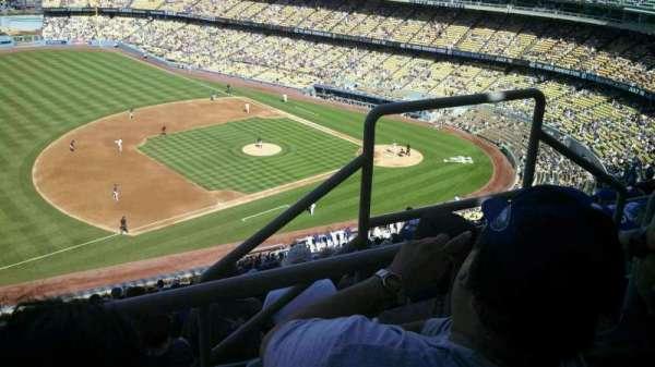 Dodger Stadium, Abschnitt: 29RS, Reihe: BB, Platz: 3