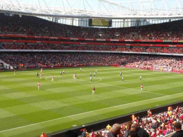 Emirates Stadium, Abschnitt: Block 66, Reihe: 8, Platz: 577