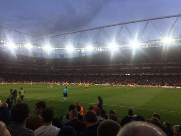 Emirates Stadium, Abschnitt: Block 31, Reihe: 8, Platz: 964