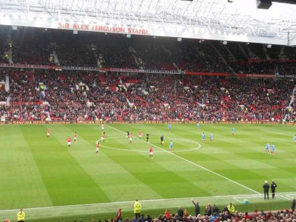 Old Trafford, Abschnitt: STH 221, Reihe: S, Platz: 184