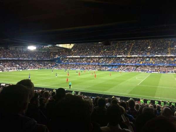 Stamford Bridge, Abschnitt: 1, Reihe: 35, Platz: 0020
