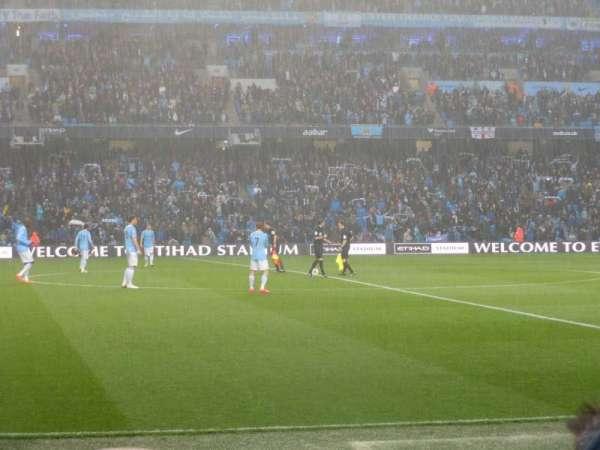 Etihad Stadium (Manchester), Abschnitt: 127, Reihe: E, Platz: 743