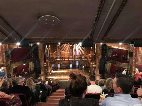 CIBC Theatre, Abschnitt: Mezz RC, Reihe: M, Platz: 302