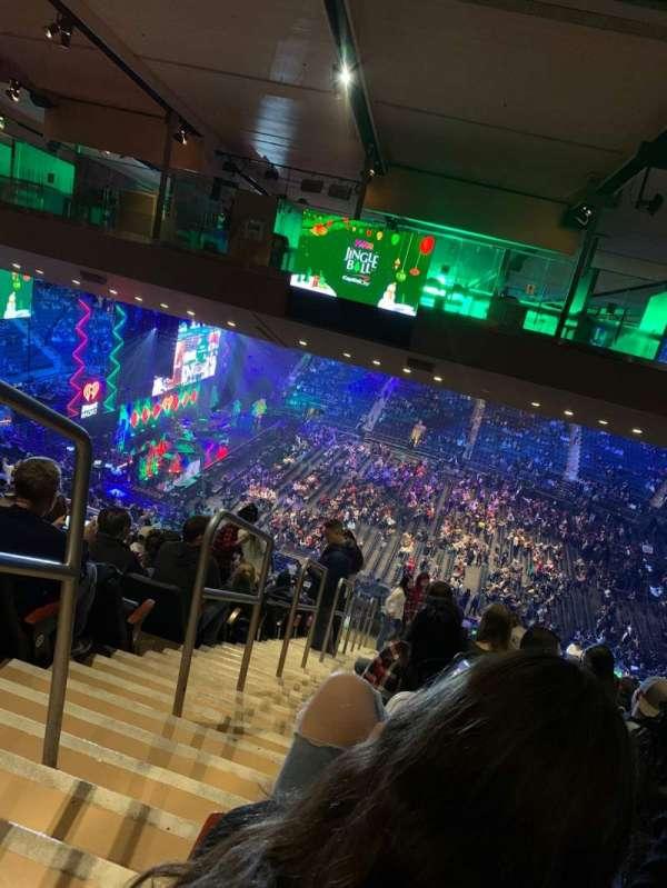 Madison Square Garden, Abschnitt: 225, Reihe: 23, Platz: 1