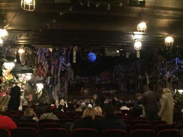 Neil Simon Theatre, Abschnitt: Orchestra, Reihe: T, Platz: 15
