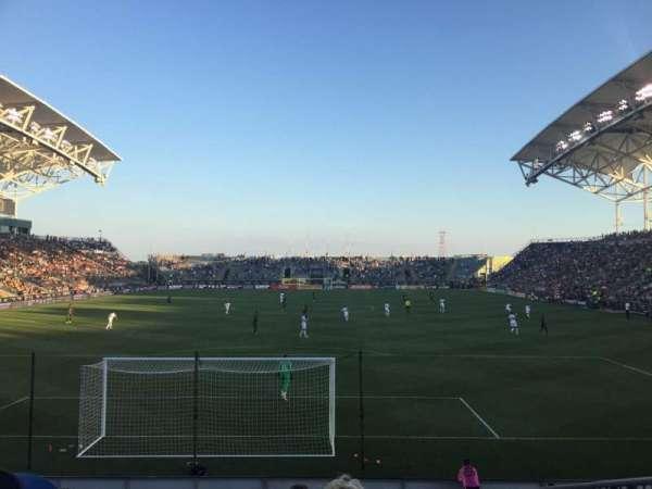Talen Energy Stadium, Abschnitt: 117, Reihe: M, Platz: 02