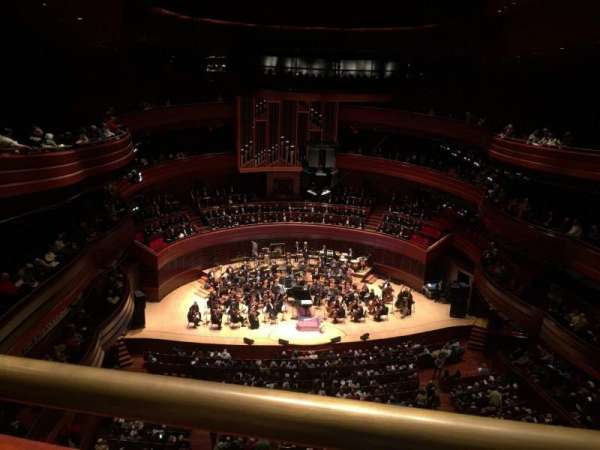 Verizon Hall at the Kimmel Center, Abschnitt: Tier 3, Reihe: A, Platz: 133