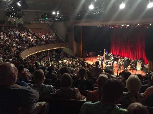 Ryman Auditorium, Abschnitt: 10, Reihe: L, Platz: 8