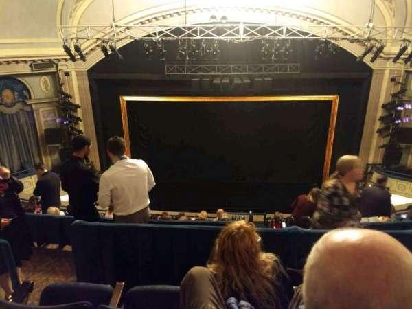 Ambassador Theatre, Abschnitt: Rear Mezzanine C, Reihe: C, Platz: 106