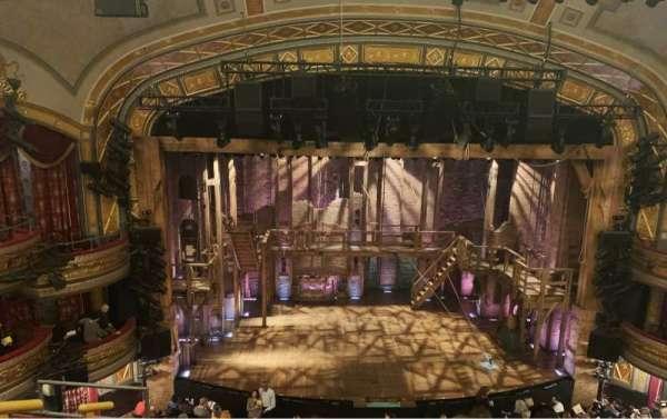 Richard Rodgers Theatre, Abschnitt: Front Mezzanine C, Reihe: E, Platz: 112