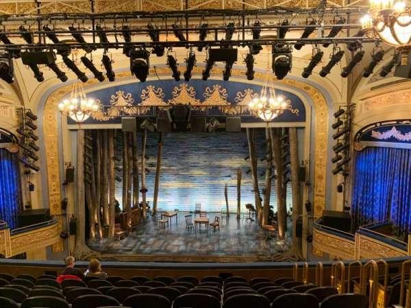 Gerald Schoenfeld Theatre, Abschnitt: Mezzanine C, Reihe: K, Platz: 110