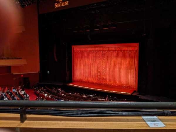 Durham Performing Arts Center, Abschnitt: Grand Tier 7, Reihe: A, Platz: 207