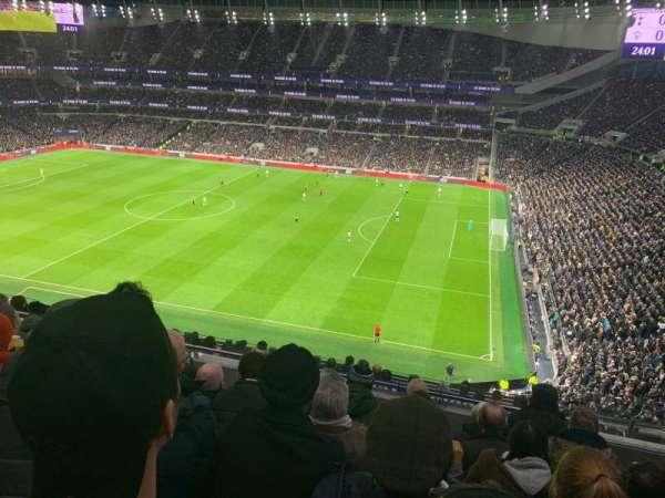 Tottenham Hotspur Stadium, Abschnitt: 501, Reihe: 12, Platz: 65
