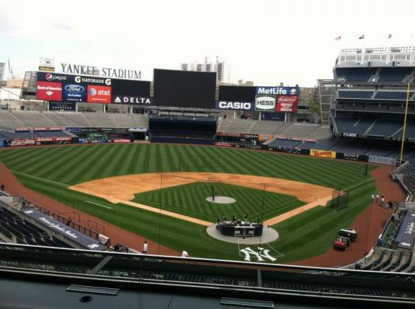 Yankee Stadium, Abschnitt: Press Box