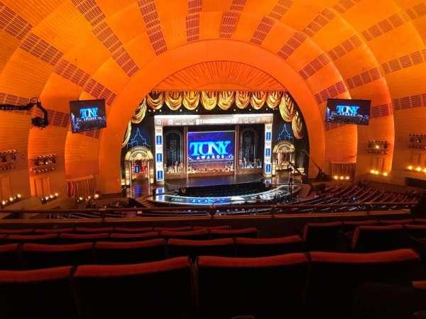 Radio City Music Hall, Abschnitt: 2nd Mezzanine 5, Reihe: F, Platz: 507 And 508