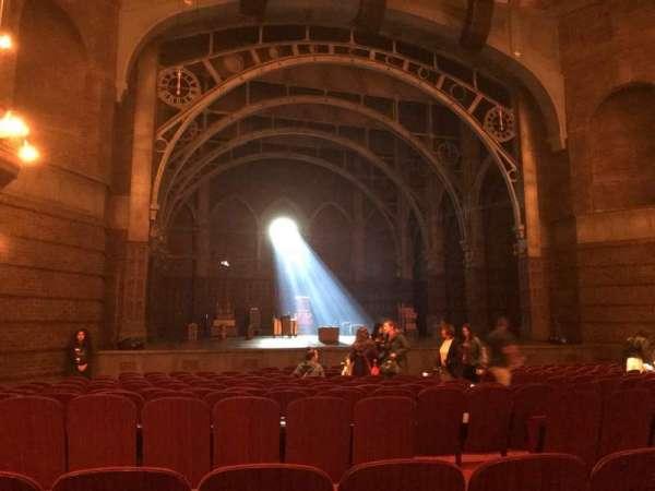 Lyric Theatre, Abschnitt: Orchestra L, Reihe: N, Platz: 17 And 19