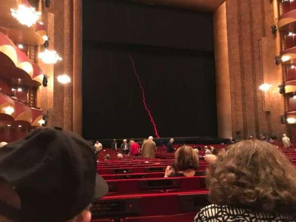 Metropolitan Opera House - Lincoln Center, Abschnitt: ORCL, Reihe: X, Platz: 11 And 13