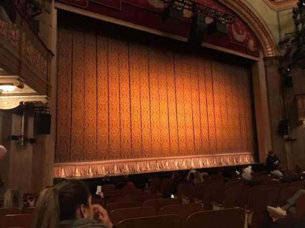Booth Theatre, Abschnitt: ORCL, Reihe: K, Platz: 5 And 7