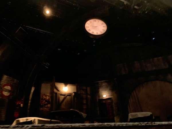 The Newman Mills Theater, Abschnitt: ORCC, Reihe: B, Platz: 7 And 8