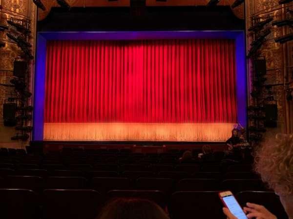 Longacre Theatre, Abschnitt: ORCC, Reihe: N, Platz: 106 And 107