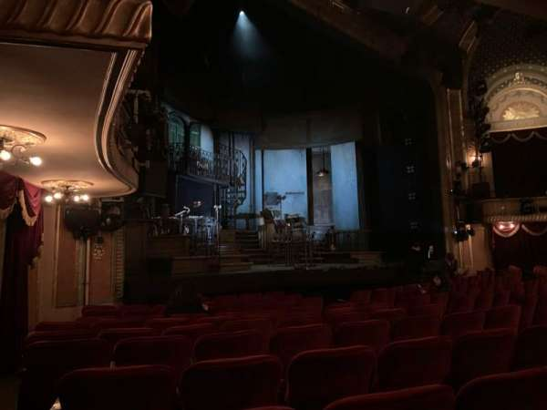 Walter Kerr Theatre, Abschnitt: ORCL, Reihe: M, Platz: 19 And 21
